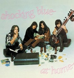 RSD17 Shocking Blue - At Home [LP] ('Shocking Blue' Colored 180 Gram Audiophile Vinyl, 4 Bonus Tracks, includes ''Venus'' and ''Love Buzz,'' gatefold, numbered to 2500, indie-exclusive)