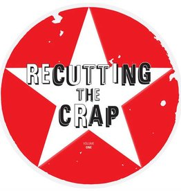 RSD17 Various Artists - Recutting The Crap Vol. 1 [LP] (Green or Black Vinyl, reinterpretations of The Clash 'Cut The Crap,' includes Joe Strummer interviews, download, indie-exclusive, limited to 1000)