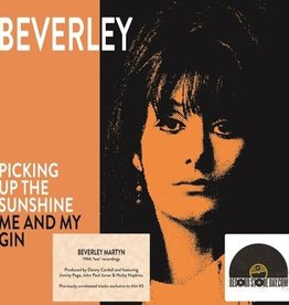 RSD17 Beverley Martyn - Picking Up The Sunshine [7''] (Feat. Jimmy Page & John Paul Jones, limited, indie-retail exclusive)