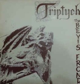Bevis Frond, The - Triptych [2LP] (White Vinyl, limited, indie-retail exclusive)