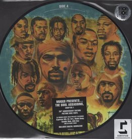 RSD17 Soul Assassins - Muggs Presents ... The Soul Assassins Chapter 1 [LP] (Picture Disc, limited to 2500, indie-retail exclusive)