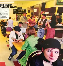RSD17 Field Music - Tones Of Town [LP] (180 Gram Yellow Vinyl, limited to 650, indie-retail exclusive)