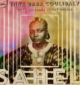 RSD17 Inna Baba ft Ali Farka Toure - Sahel [10''] (die-cut retro sleeve, 4-page colour booklet, limited, indie-retail exclusive)