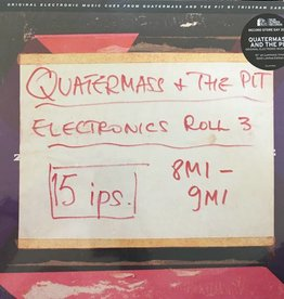 "RSD17 Tristram Cary - Quatermass and the Pit (Electronic Cues) (10"")"