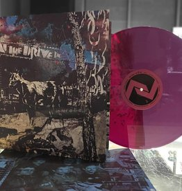 At The Drive-In - in•ter a•li•a (Deep Purple w/Grimace Splatter Vinyl, Indie Exclusive)