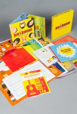 "Bob's Burgers - The Bob's Burgers Music Album (3 LP + 7"", Colored Vinyl, Limited Edition, Includes Download Card)"
