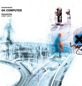 Radiohead - OK COMPUTER OKNOTOK 1997 2017 (Indie Exclusive, limited to 4000 copies, Opaque Blue Vinyl Indie Exclusive. 3LP, 180G Vinyl)