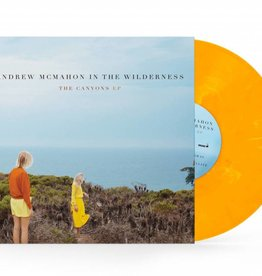 Andrew McMahon In The Wilderness - The Canyons [10''] (Gold & White Marbled Vinyl, 45RPM, indie-retail exclusive)