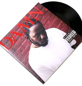 Kendrick Lamar - DAMN. (180g Black Vinyl)