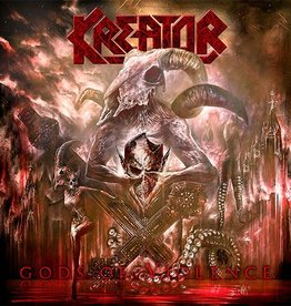 Kreator - Gods of Violence (Indie Exclusive Color)