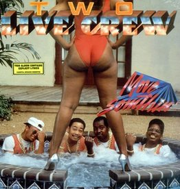 Two Live Crew - Move Somethin (XR-101 Record itself has normal play wear, no visible scratches, sleeve is in amazing shape, normal slight wear on eages and corners)