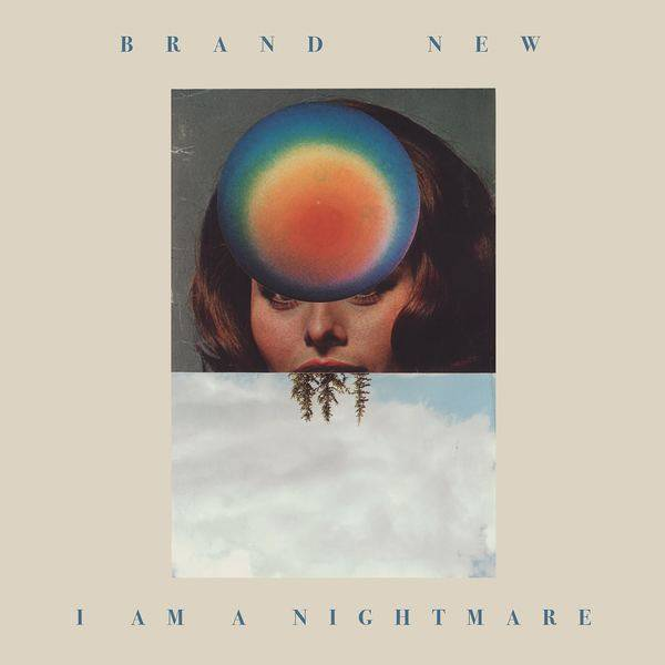 "Brand New - I Am A Nightmare (12"" Vinyl w/ Etched B-Side)"