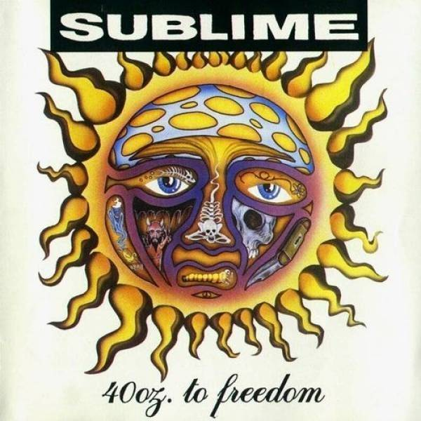 Sublime - 40oz. To Freedom (Limited Edition Removable 3D Lenticular Cover, 180 Gram 2xLP)