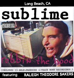 Sublime - Robbin' The Hood (Lenticular 3D Cover, 180 Gram)