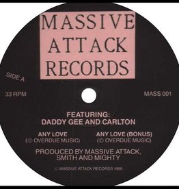 Massive Attack Feat. Daddy Gee and Carlton - Any Love