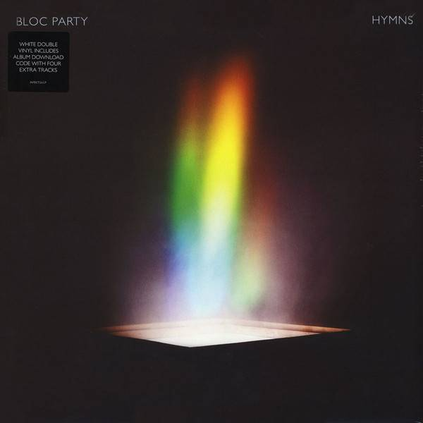 Bloc Party - Hymns (White Vinyl 2LP w/ Four Extra Tracks)