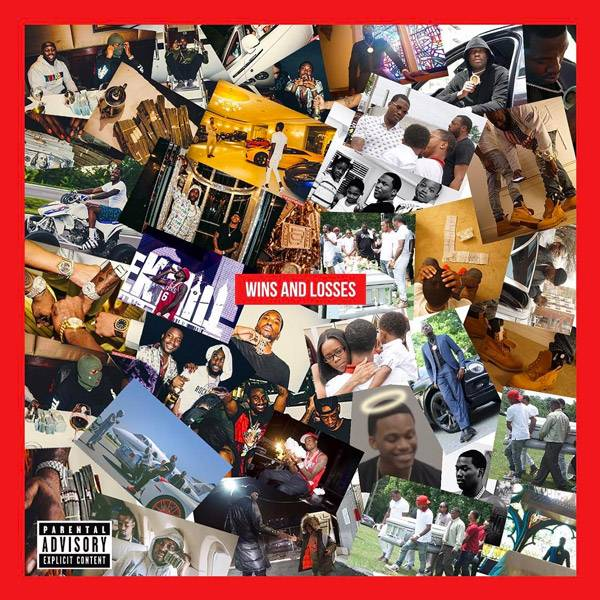 Meek Mill - Wins & Losses (Explicit) CD