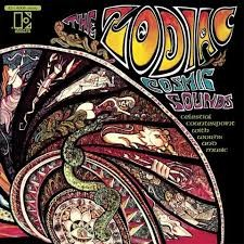 The Zodiac - Cosmic Sounds (Glow In The Dark Vinyl)(Summer Of Love Exclusive)