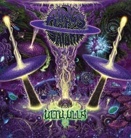 Rings of Saturn - Ulta Ulla (Solid Yellow Vinyl out of 300)