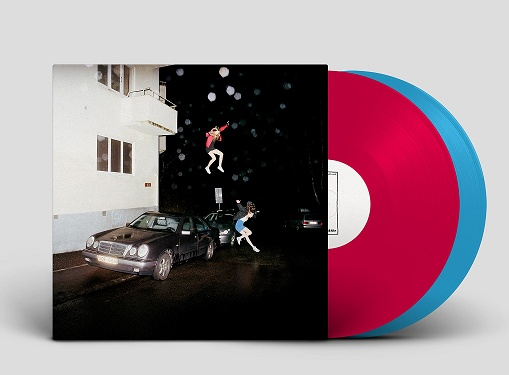 Brand New - Science Fiction (Red and Blue Indie Exclusive Color Vinyl)