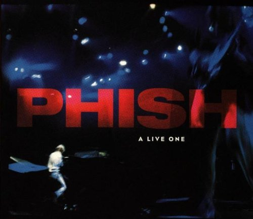 Phish - A Live One - Vinyl (4 LP, 180 Gram, Red / Blue Vinyl, Includes Download)