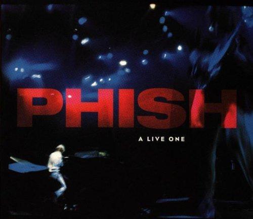 Phish - A Live One - Vinyl (4 LP, 180 Gram, Red / Blue Vinyl, Includes Download)