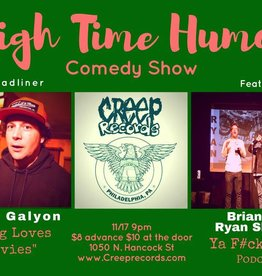 High Time Humor: Trey Galyon w/ Brian Six and Ryan Shaner