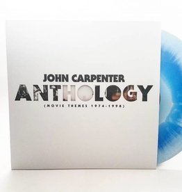 "John Carpenter - Anthology: Movie Themes 1974-1998 (The Fog Over Antonio Bay Color Vinyl LP + 7"") (Indie Exclusive)"