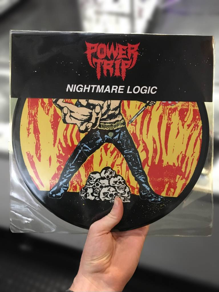 Power Trip - Nightmare Logic (Picture Disc)