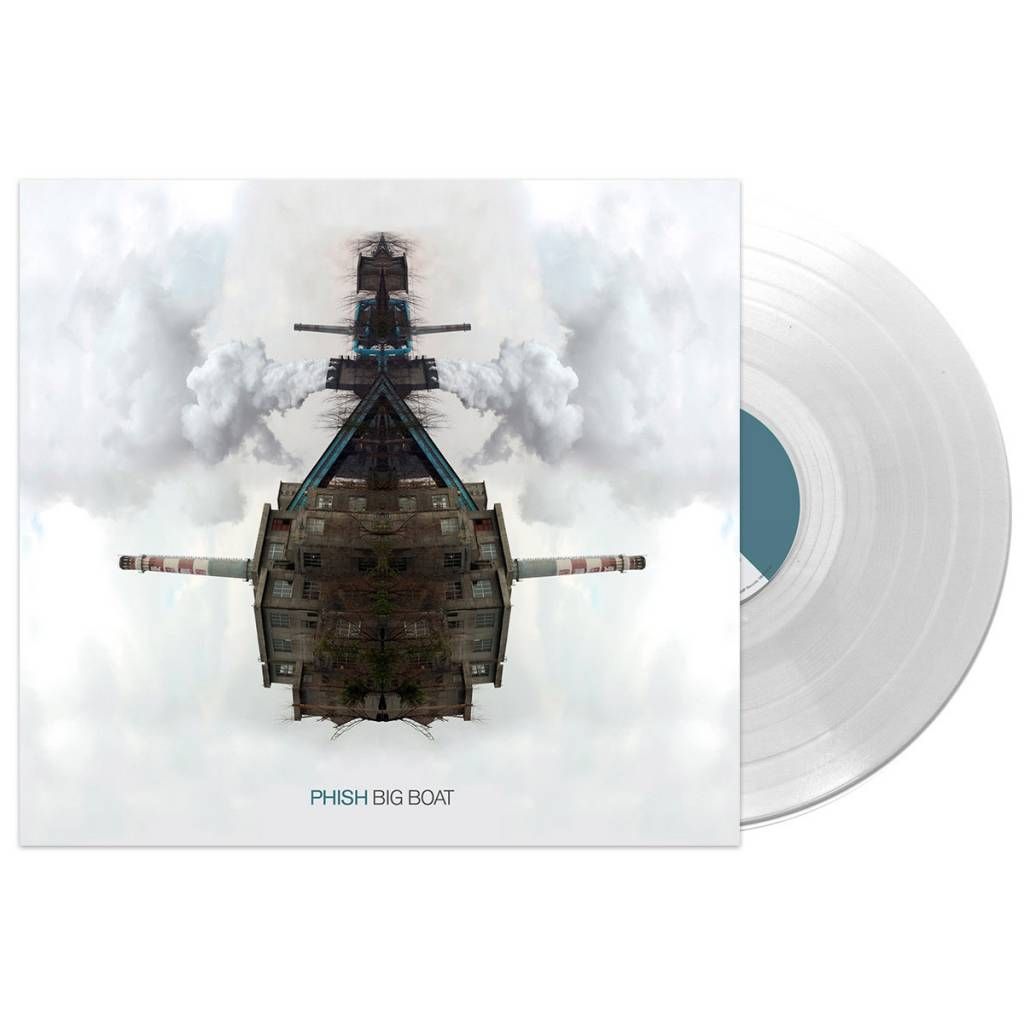 Phish - Big Boat (2-LP Clear Vinyl)