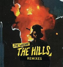 Weeknd, The - The Hills Remixes (feat. Eminem and Nicki Minaj) [12''] (indie-retail exclusive)