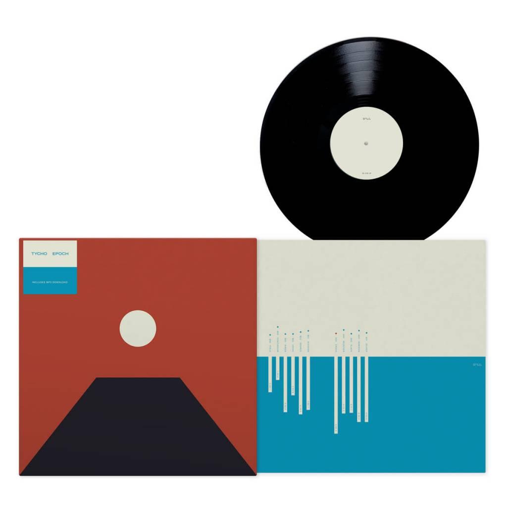 Tycho - Epoch (Black Vinyl)