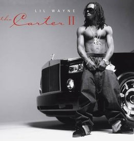 Lil Wayne - Tha Carter II [2LP] (3D lenticular cover, limited to 3000, indie-retail exclusive)