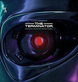 Brad Fiedel - The Terminator (Original Motion Picture Soundtrack) (2-LP 180 Gram, Colored Vinyl)