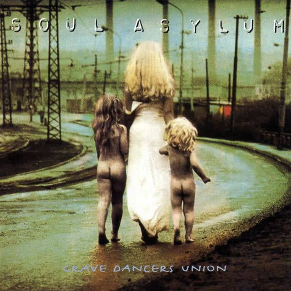 Soul Asylum - Grave Dancer's Union [2LP] (Translucent Red & Green Vinyl, remastered, individual foil-stamp numbered/limited to 4000, indie-retail exclusive)