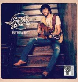 Chris Janson - Buy Me A Boat LP Ltd Indie Retail Exclusive
