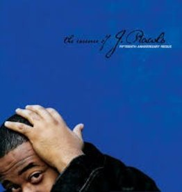 J.Rawls - The Essence Of J.Rawls: Fifteenth Anniversary Redux [2LP] (includes unreleased bonus tracks, EU RSD title, indie-retail exclusive)