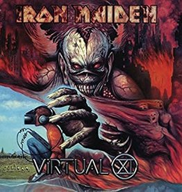 Iron Maiden - 1Virtual XI (2-LP Set, 180-Gram Vinyl)