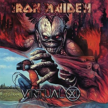 Iron Maiden - 1Virtual XI (2-LP Set, 180-Gram Vinyl)