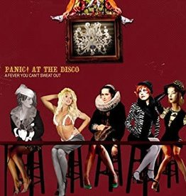 Panic! At The Disco - A Fever You Can't Sweat Out (Vinyl)