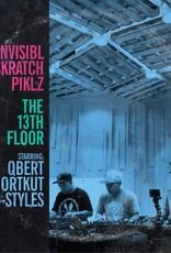 DJ Qbert - THE 13TH FLOOR (2 LP) - REPRESS (BABY BLUE VINYL)