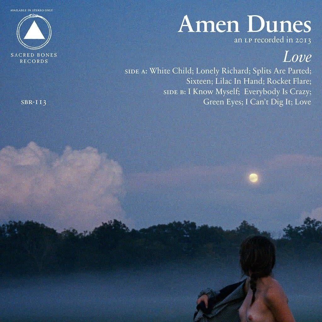 Amen Dunes - Love (Transparent Blue Vinyl) (Indie Exclusive)