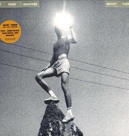 Mount Kimbie - Love What Survives (White Vinyl Indie Exlusive)