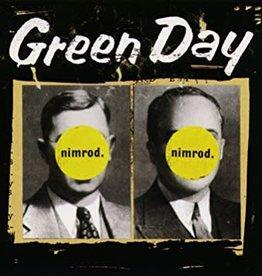 Green Day - Nimrod (20th Anniversary Edition)(2LP Bright Yellow Vinyl)