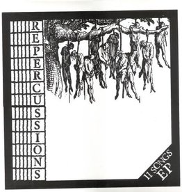 Repercussions - S/T (11 songs EP)