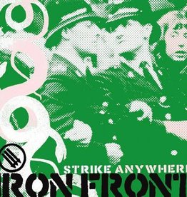 Strike Anywhere - Iron Front (Transparent Green)