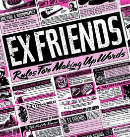 Ex-Friends (Plow United) - Rules For Making Up Words