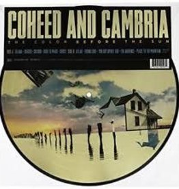 Coheed and Cambria - The Color Before The Sun (Explicit)(Picture Disc Vinyl)(Indie Exclusive)
