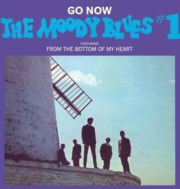 Moody Blues, The - Go Now: Moody Blues #1 [LP] (180 Gram, re-release of their first American album on vinyl in almost 40 years, indie-retail exclusive)