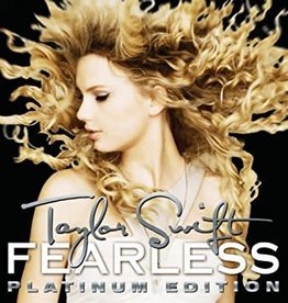Taylor Swift - Fearless (Platinum Edition)
